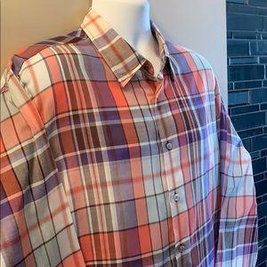 JOHN VARVATOS Men's Shirt. Size XL